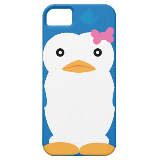 Mawaru Penguindrum Penguin n° 3 iPhone 4-4S Case