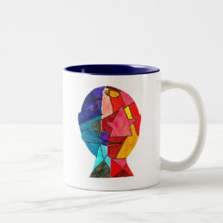 Mawdsley - Spencer L Two-Tone Coffee Mug