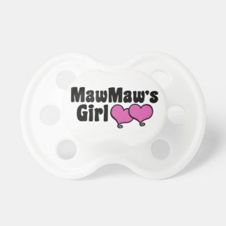 MawMaw's Girl Pacifier