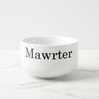 Mawrter Soup Mug