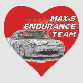 MAX-5 Enduro Team Sticker