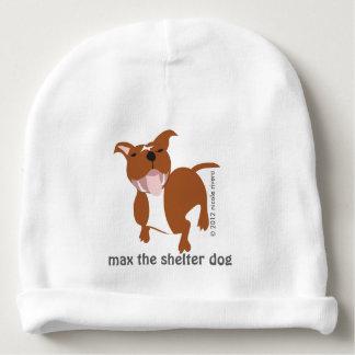 Max | Baby Cotton Beanie Baby Beanie