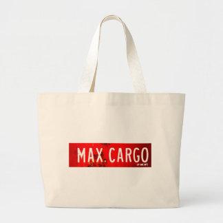 Max. Cargo Large Tote Bag