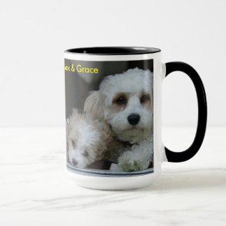 Max & Grace Cavahons Mug