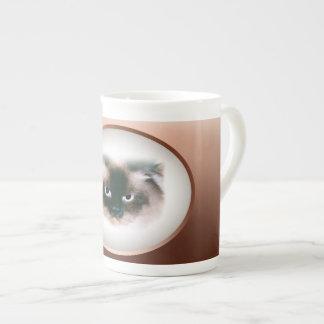 Max Grumpy Cat Bone China Mug