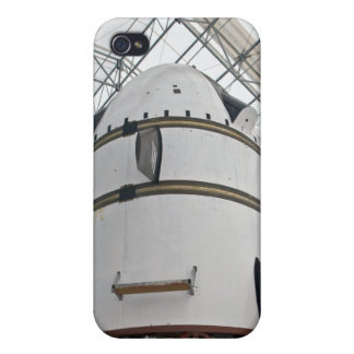 Max Launch Abort System vehicle iPhone 4/4S Case