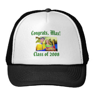 Max_N_Morgan, Congrats, Max!Class of 2008 Trucker Hat