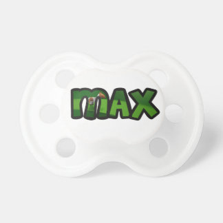 Max pacifier