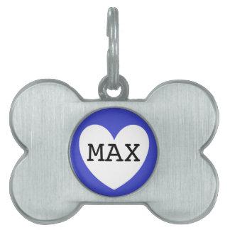 ❤️  MAX pet tag by DAL