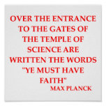 max planck quote posters