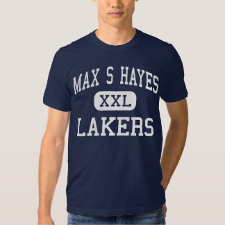 Max S Hayes - Lakers - Vocational - Cleveland Ohio Shirt