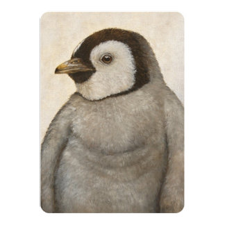 Max the penguin flat card announcement