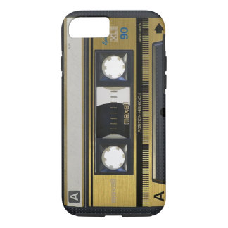 Maxell Audio Cassette Tape XL II 90 iPhone 8/7 Case