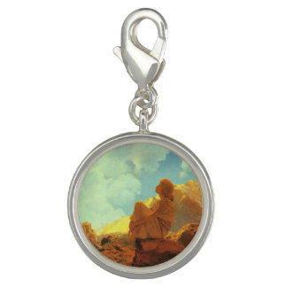 Maxfield Parrish Morning (Spring) Vintage Art Photo Charm