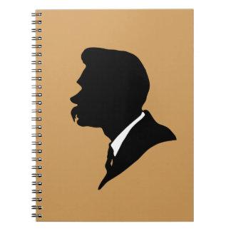 Maxim Gorky Spiral Notebook