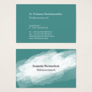 Maximally Understatement Business Card