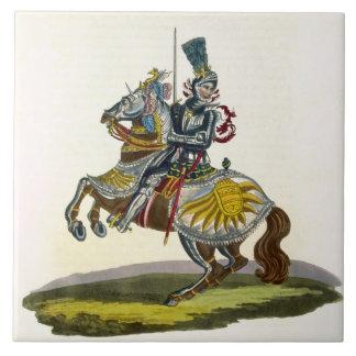 Maximilian I, King of Germany and Holy Roman Emper Tile