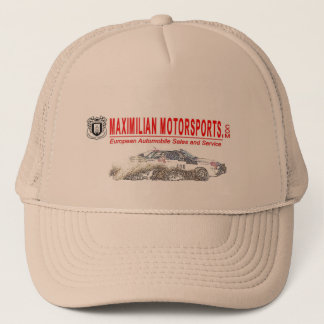 Maximilian Motorsports.com Rally car hat