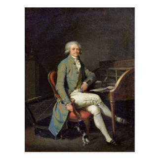 Maximilien de Robespierre Postcard