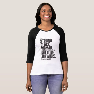 Maxine Waters Strong Black Woman Tee
