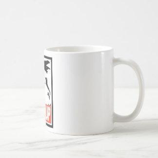 """MaxKeiser.com """"Rise Up"""" Mug"""