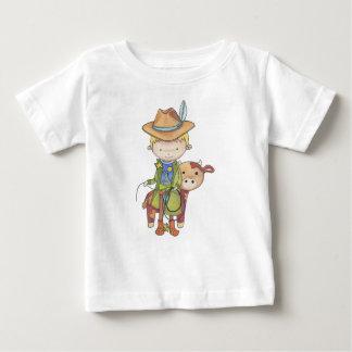 Maxou the cowboy baby T-Shirt