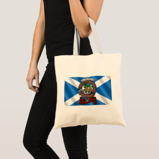 Maxwell Clan Badge Tote