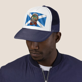 Maxwell Clan Badge Trucker Hat