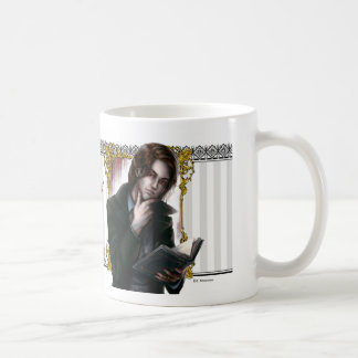 Maxwell DeLuca Coffee Ringer Mug