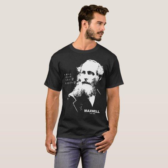 Maxwell Equations T-Shirt