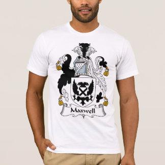 Maxwell Family Crest T-Shirt