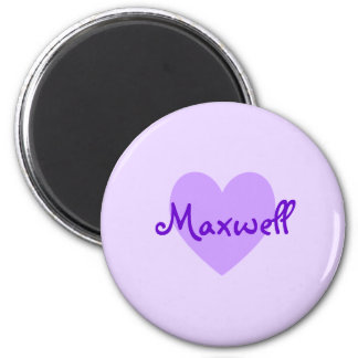 Maxwell in Purple Magnet