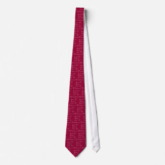 Maxwell integral equation burgundy red tie