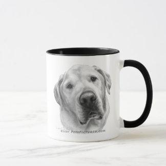 Maxwell, Lab-Pitbull Mix Mug