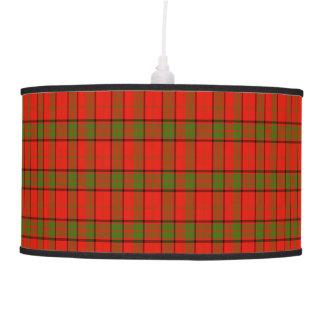 Maxwell Scottish Tartan Pendant Lamp