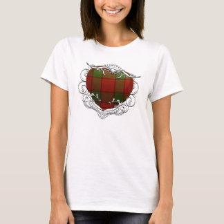 Maxwell Tartan Heart T-Shirt