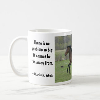 Maxx escapes danger coffee mug