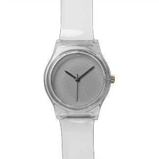 May28th Watchs SILVER SCREEN MINI HEARTS Watches