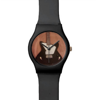 May 28th guitar wristwatch