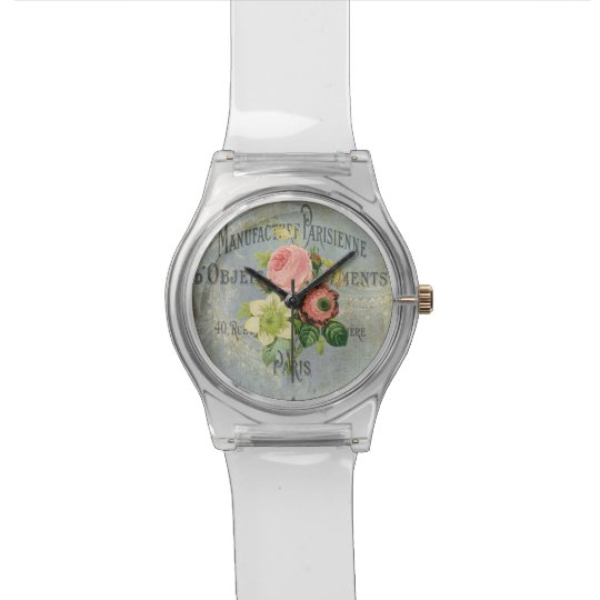 May 28th Watch - Vintage Bouquet