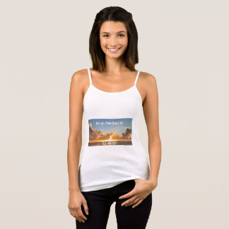 May All Your Blues be SEA and SKY Tank Top