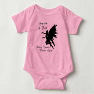 May All Your Fairy Tales Come True Baby One Piece Baby Bodysuit