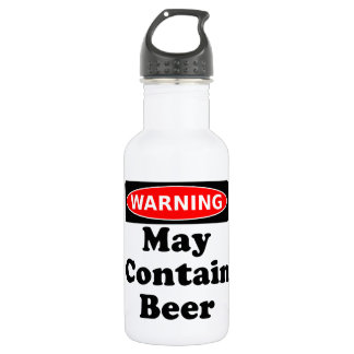 May Contain Beer