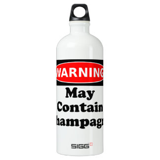 May Contain Champagne