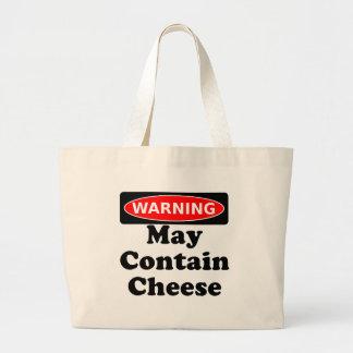 May Contain Cheese Bags