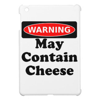 May Contain Cheese Cover For The iPad Mini