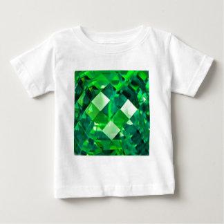 May EMERALD BIRTHSTONE GEM Baby T-Shirt