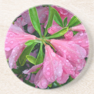 May Flowers Drink Coaster