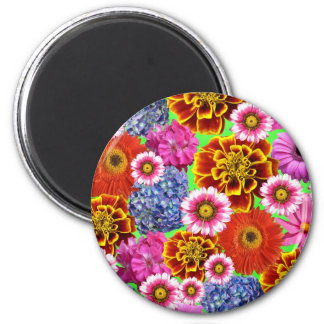 May Flowers Magnet