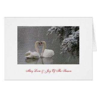 May Love And Joy Of The Season Card